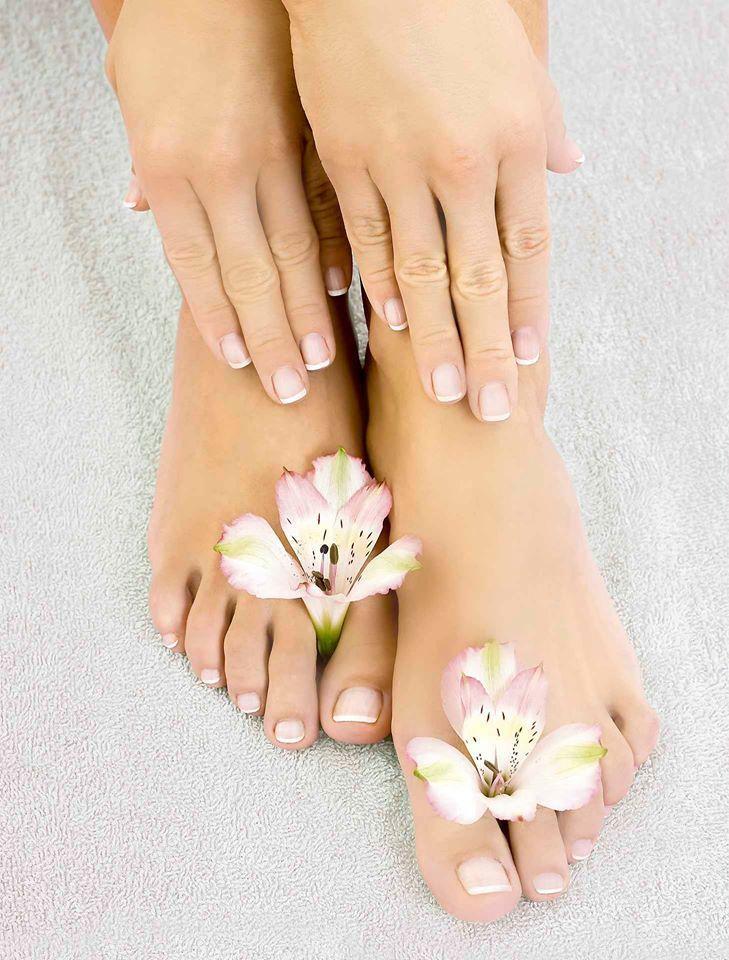 estheticienne manicure pedicure a domicile