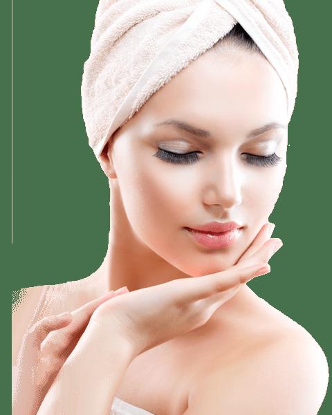 estheticienne soin de visage et peau a domicile